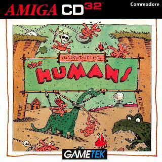 Screenshot Thumbnail / Media File 1 for Humans 1 and 2 (1994)(Gametek)(M5)[!][compilation]
